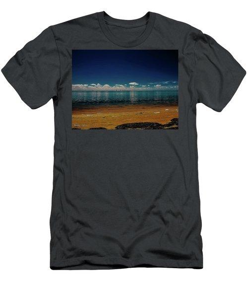 Sky Way Men's T-Shirt (Athletic Fit)