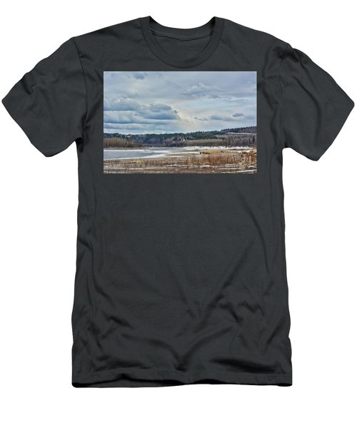 Smooth Landing  Men's T-Shirt (Athletic Fit)