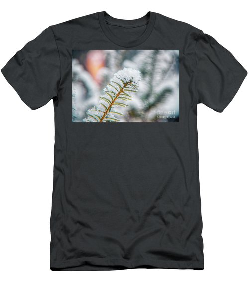 Snow Needle Men's T-Shirt (Athletic Fit)