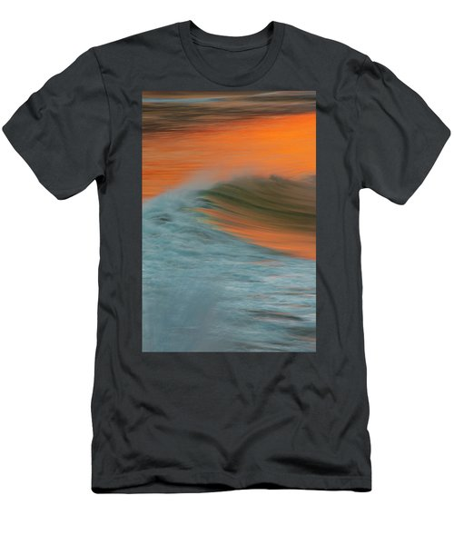 Soft Wave Men's T-Shirt (Athletic Fit)