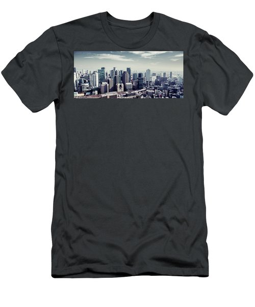 Somewhere In Japan Men's T-Shirt (Athletic Fit)