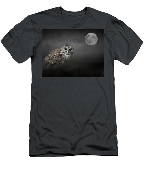 Soul Of The Moon Men's T-Shirt (Athletic Fit)