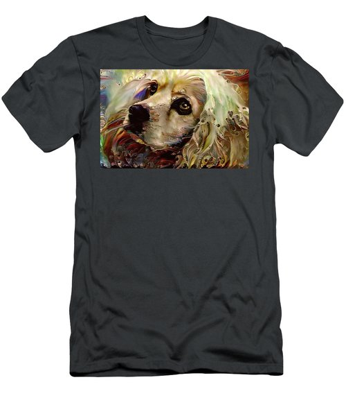 Soulful Cocker Spaniel Men's T-Shirt (Athletic Fit)