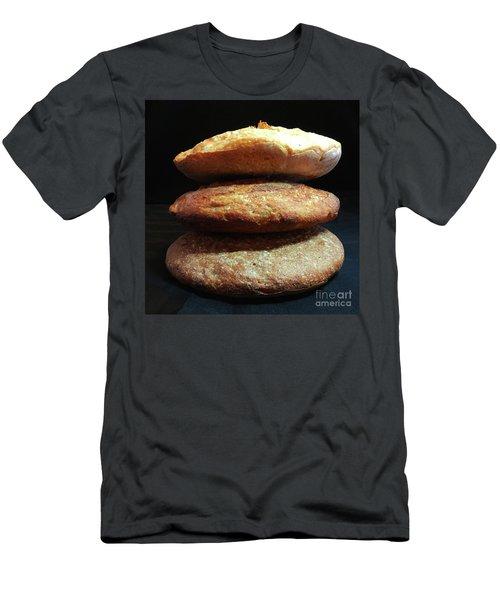Sourdough Bread Stack 1 Men's T-Shirt (Athletic Fit)