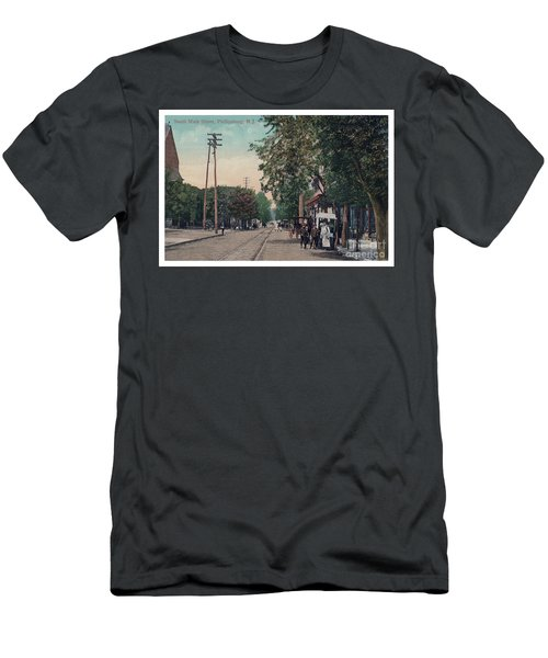 South Main Street Phillipsburg N J Men's T-Shirt (Athletic Fit)