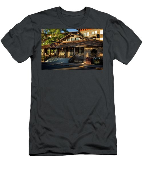 South Rim Grand Canyon National Park Xiv Men's T-Shirt (Athletic Fit)
