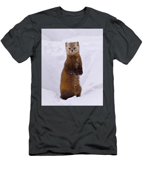 Space Invader Men's T-Shirt (Athletic Fit)