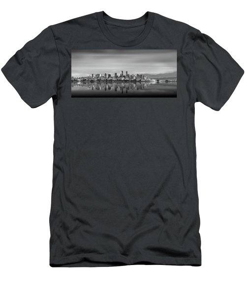 Special View Of Downtown Vancouver Men's T-Shirt (Athletic Fit)