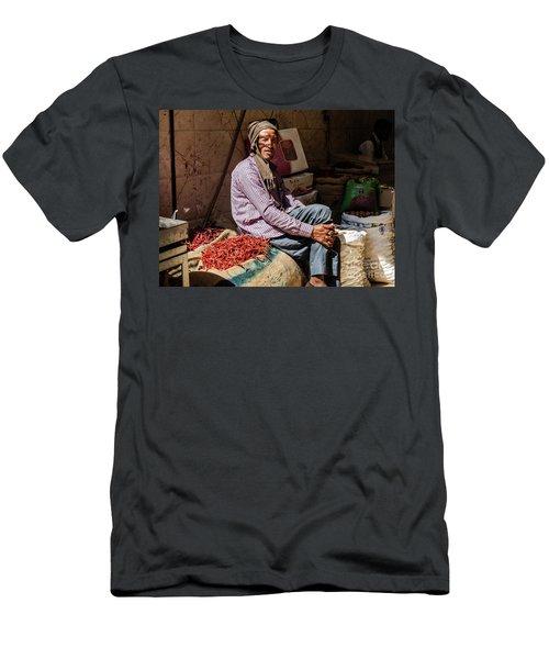Spice Man Men's T-Shirt (Athletic Fit)