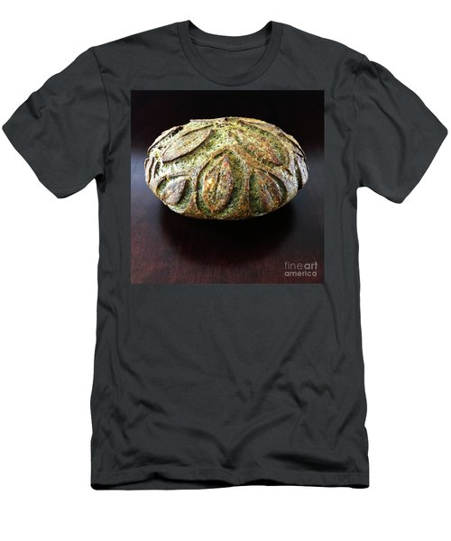 Spicy Spinach Sourdough 2 Men's T-Shirt (Athletic Fit)