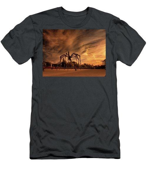 Spider Maman - Ottawa Men's T-Shirt (Athletic Fit)