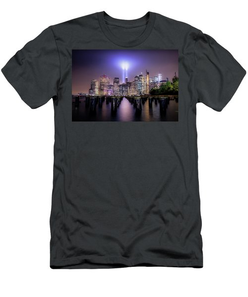 Spirit Of New York II Men's T-Shirt (Athletic Fit)