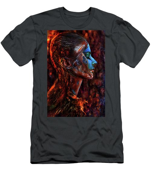Spirit Of The Woods Men's T-Shirt (Athletic Fit)