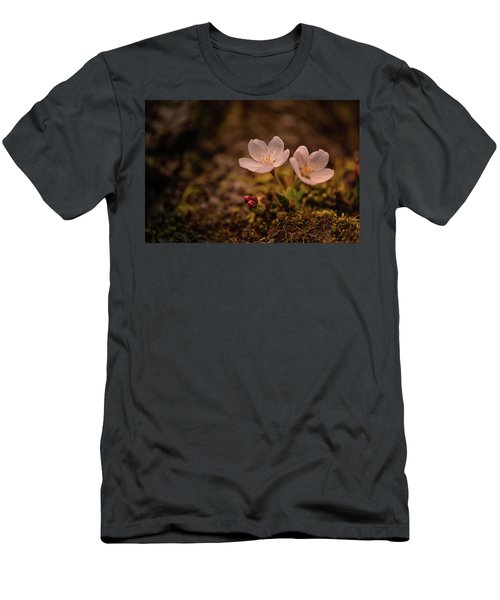 Spring Arrival In Seattle Men's T-Shirt (Athletic Fit)