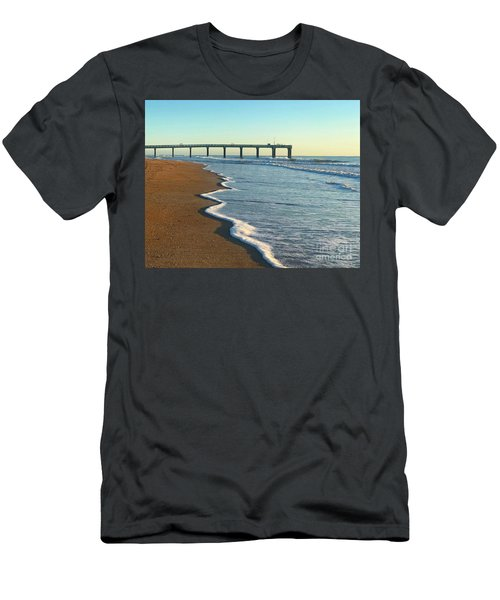 Spring Bliss Men's T-Shirt (Athletic Fit)