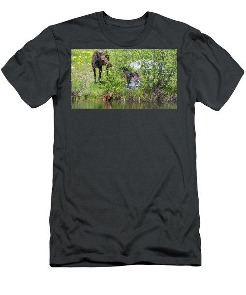 Spring Deliveries  Men's T-Shirt (Athletic Fit)