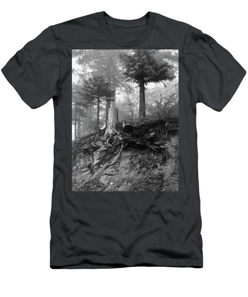 Still Standing Men's T-Shirt (Athletic Fit)