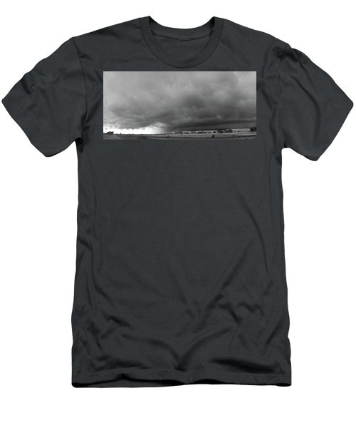 Storm Chasin In Nader Alley 009 Men's T-Shirt (Athletic Fit)