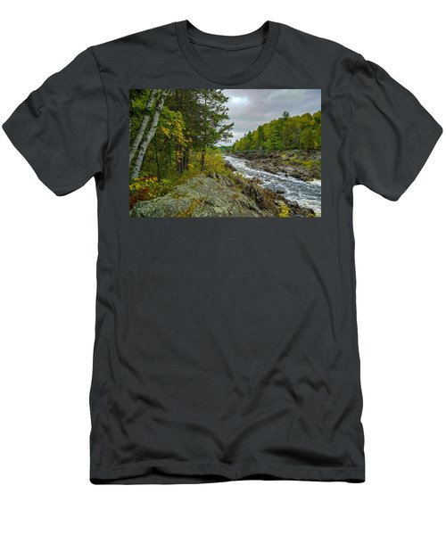 Storm Clouds At Jay Cooke Men's T-Shirt (Athletic Fit)