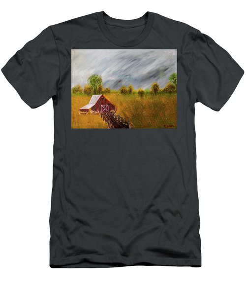 Storm Coming Men's T-Shirt (Athletic Fit)