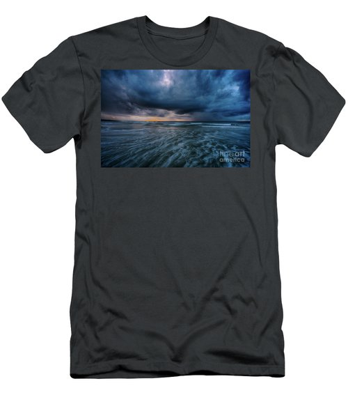 Stormy Morning Men's T-Shirt (Athletic Fit)