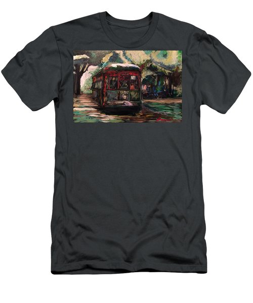 Streetcar  Men's T-Shirt (Athletic Fit)