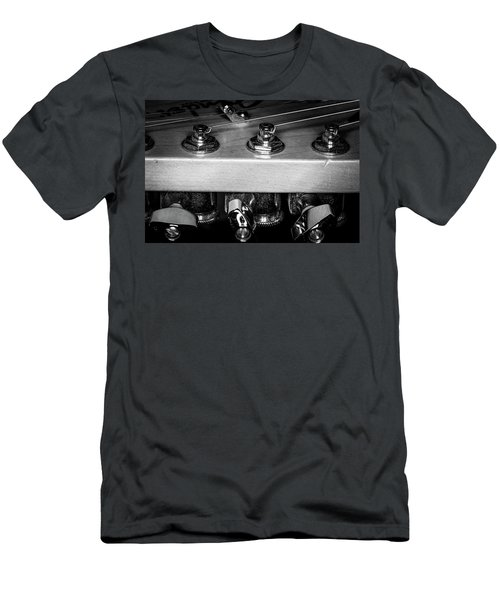 Men's T-Shirt (Athletic Fit) featuring the photograph Strings Series 11 by David Morefield