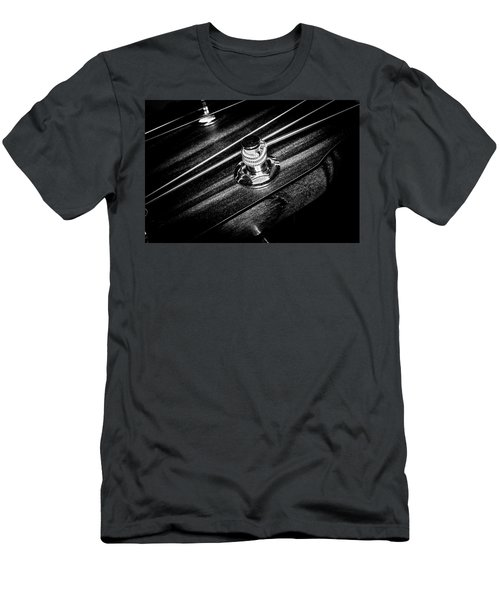 Men's T-Shirt (Athletic Fit) featuring the photograph Strings Series 14 by David Morefield