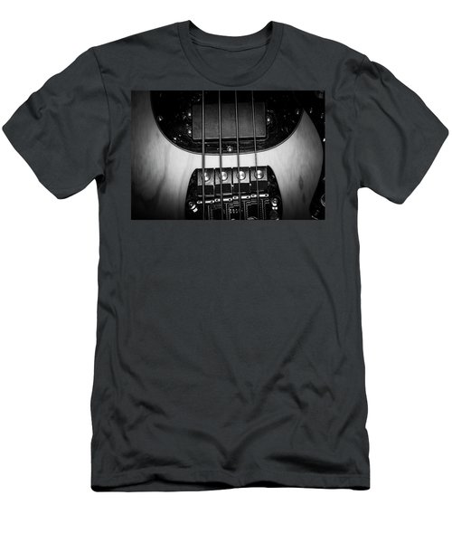 Men's T-Shirt (Athletic Fit) featuring the photograph Strings Series 25 by David Morefield
