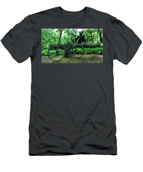 Stroll In Bangkok Men's T-Shirt (Athletic Fit)