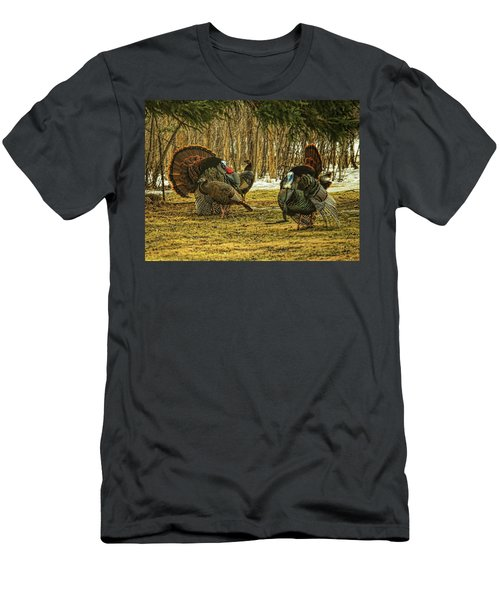 Strutters And Hens Men's T-Shirt (Athletic Fit)