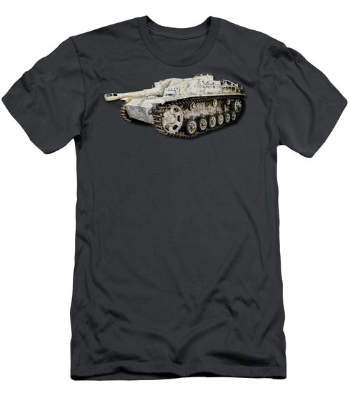 Sturmhaubitze 42 - Stuh 42 Canvas Men's T-Shirt (Athletic Fit)
