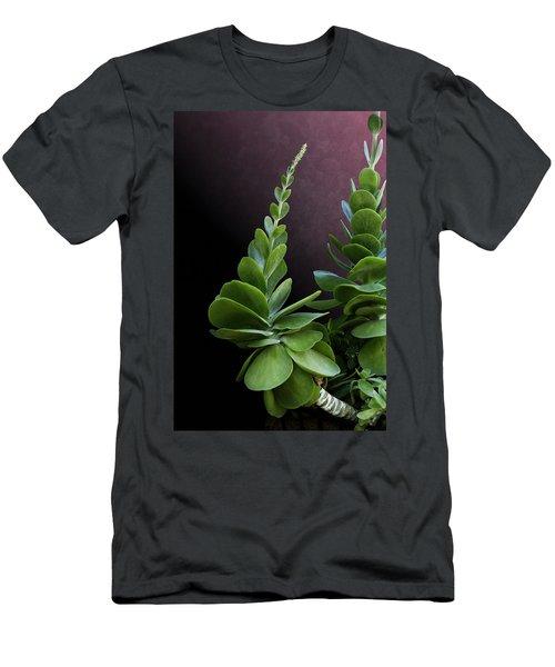 Succulent Spear Men's T-Shirt (Athletic Fit)