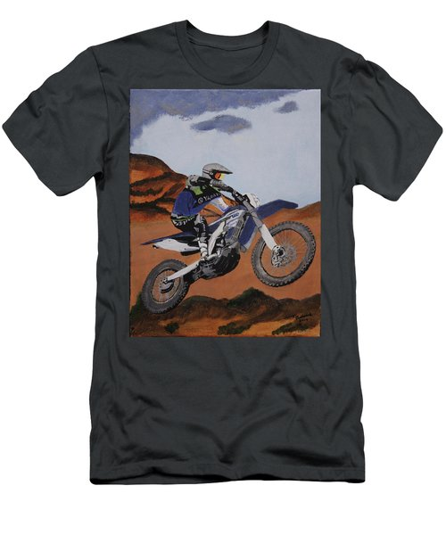 Summer Ride 2 Men's T-Shirt (Athletic Fit)