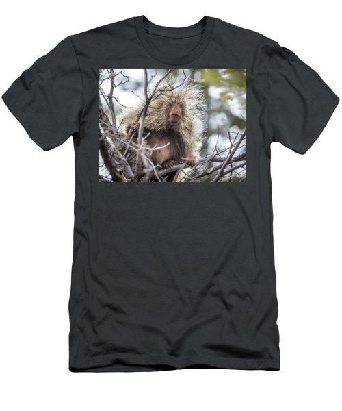 Sunday Mornings  Men's T-Shirt (Athletic Fit)