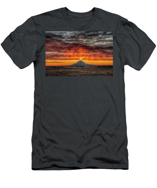 Sunday Sunrise Nov. 11, 2018 Men's T-Shirt (Athletic Fit)