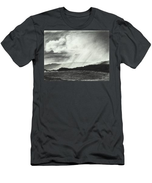 Sunny Rainfall Men's T-Shirt (Athletic Fit)