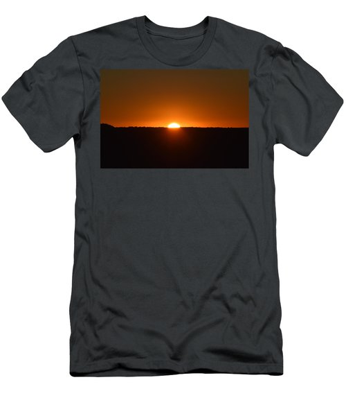 Men's T-Shirt (Athletic Fit) featuring the photograph Sunrise by Margarethe Binkley