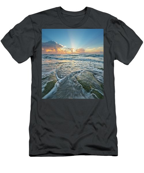 Sunrise Sunbeams Men's T-Shirt (Athletic Fit)