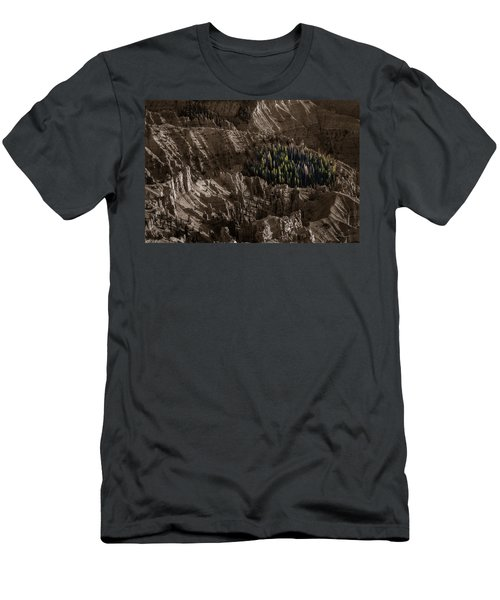 Surrounded Men's T-Shirt (Athletic Fit)
