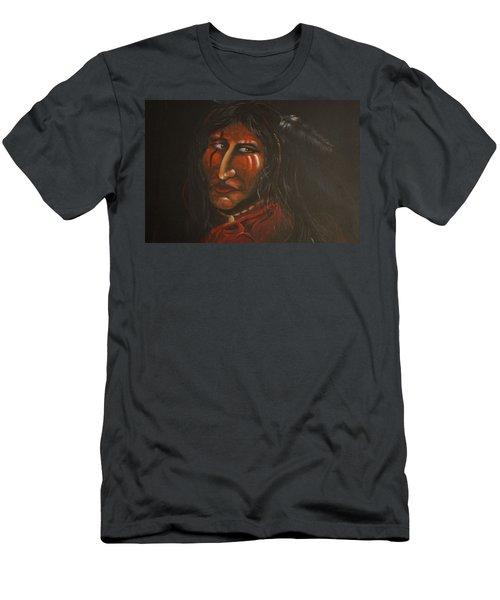 Suspicion Or Uncertainty Men's T-Shirt (Athletic Fit)