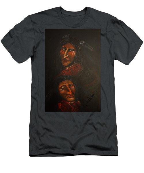 Suspicion Men's T-Shirt (Athletic Fit)