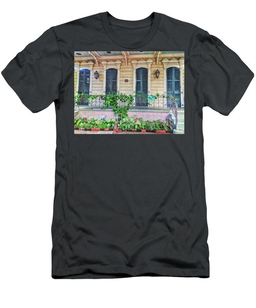 Sweet Cream And Ivy Men's T-Shirt (Athletic Fit)
