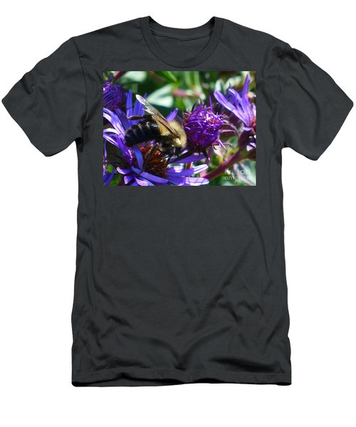 Men's T-Shirt (Athletic Fit) featuring the photograph Sweet Harvest by Rosanne Licciardi