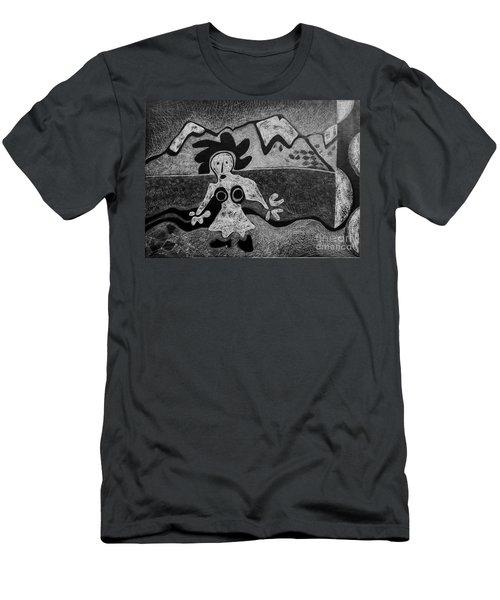 Swiss Miss Men's T-Shirt (Athletic Fit)