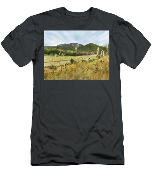Table Rock From Sc-11 Men's T-Shirt (Athletic Fit)