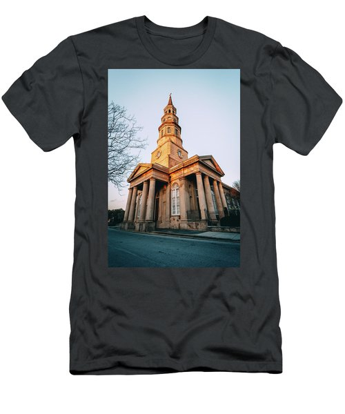 Take Me To Church Men's T-Shirt (Athletic Fit)