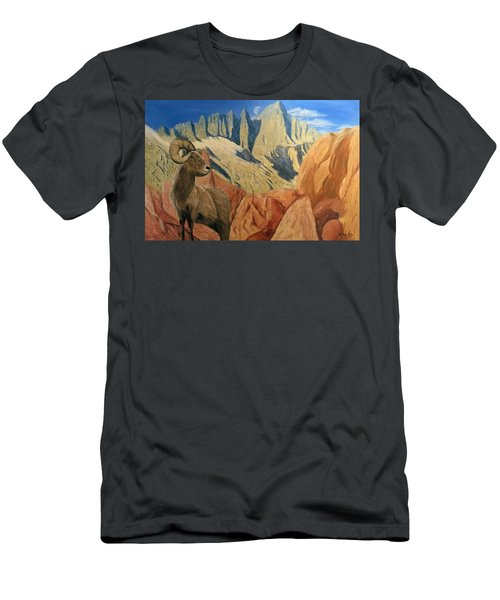 Taking In The Morning Men's T-Shirt (Athletic Fit)