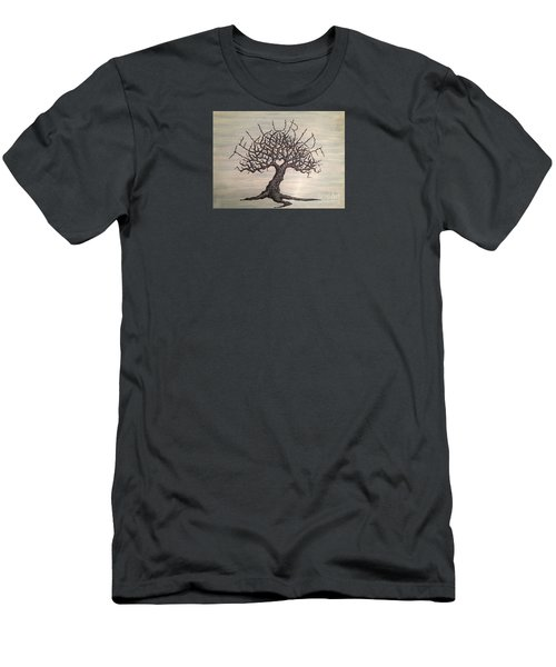 Telluride Love Tree Men's T-Shirt (Athletic Fit)