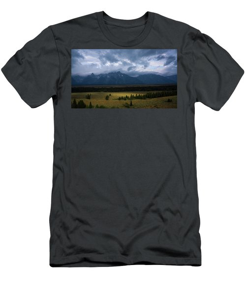 Teton Park Men's T-Shirt (Athletic Fit)